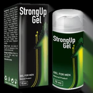 StrongUP żel - aktualne recenzje użytkowników 2020 - składniki, jak aplikować, jak to działa, opinie, forum, cena, gdzie kupić, allegro - Polska