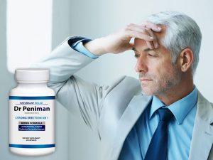 Dr. Peniman kapsułki, składniki, jak zażywać, jak to działa, skutki uboczne