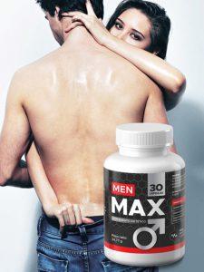 MenMax kapsułki, składniki, jak zażywać, jak to działa, skutki uboczne