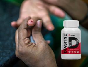 Diastine kapsułki, składniki, jak zażywać, jak to działa, skutki uboczne