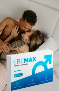 Eremax kapsułki, składniki, jak zażywać, jak to działa, skutki uboczne