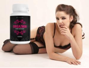 Orgazmin kapsułki, składniki, jak zażywać, jak to działa, skutki uboczne